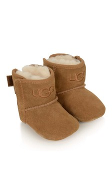 UGG Chestnut I Jesse II Baby Booties