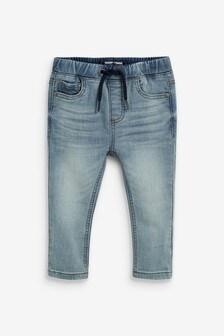 Bleach Wash Jogger Jeans (3mths-7yrs)