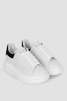 Alexander McQueen Leather Trainers
