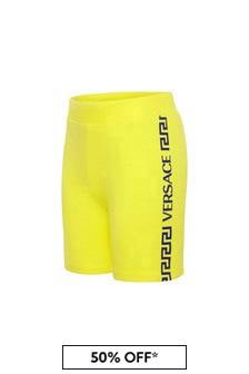 Versace Baby Boys Cotton Shorts