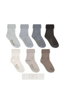 Bonpoint Baby Multicoloured Socks Gift Set
