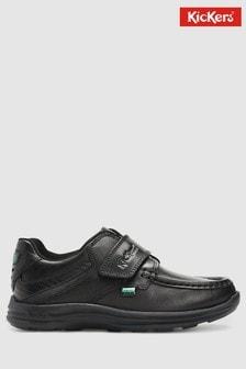 kickers school shoes size 1
