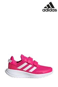 Girls Adidas Sneakers   Girls Pink & White Adidas Sneakers   Next USA