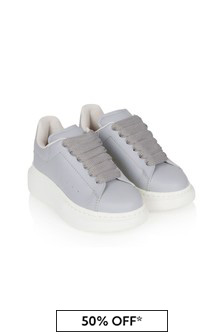 Alexander McQueen 100% Leather Trainers