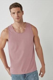 Dusky Pink Vest