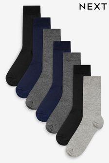Multi 7 Pack Socks