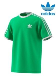 Mens Adidas Originals T-Shirts   Color Block T-Shirts   Next USA