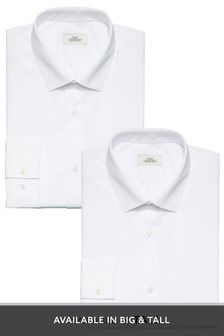 White Shirts Two Pack