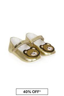 Moschino Kids Baby Shoes