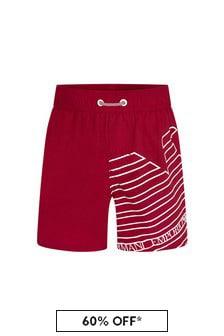 Emporio Armani Boys Swim Shorts