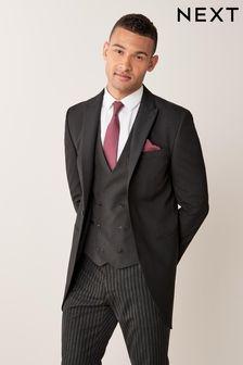 Black Morning Suit: Jacket