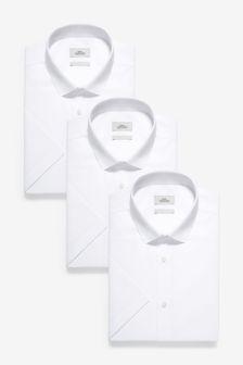 White Shirts Three Pack