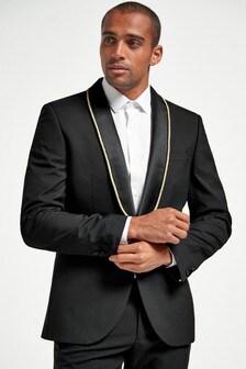 Black Suit: Jacket