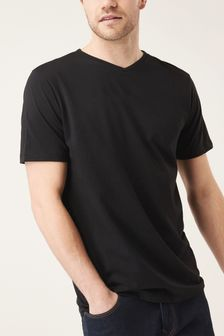 Men S V Neck T Shirts V Neck Tees For Men Next
