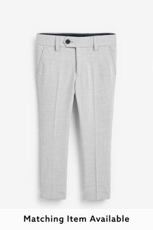 Grey Suit Trousers (12mths-16yrs)