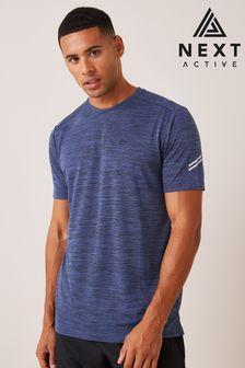 Navy Next Active Sports T-Shirt