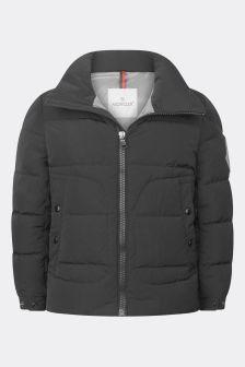 Moncler Enfant Boys Black Down Padded Badenne Jacket
