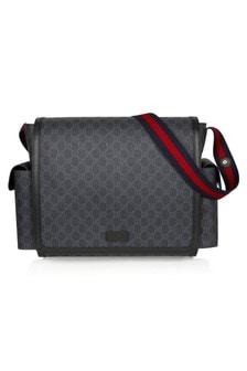 GUCCI Kids Black Changing Bag
