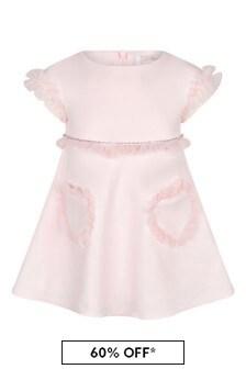 음발로 걸스 핑크 드레스
