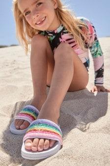 Girls Sandals | Girls Flip Flops | Next USA