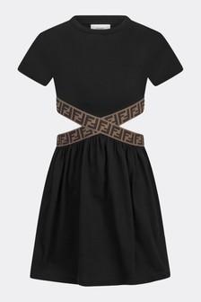 فستان قطن للبنات منFendi