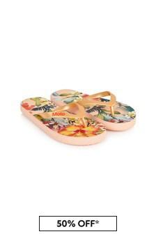 Molo Pink Sliders
