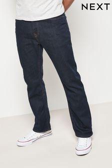 Dark Ink Stretch Jeans