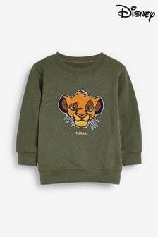 The Gruffalo Mouse Long Sleeve T-Shirt Small Size 3-4 Years Green Orange