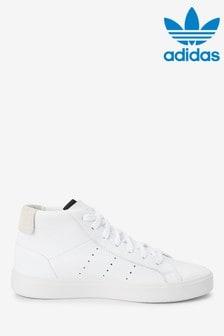 hightop trainers women adidas