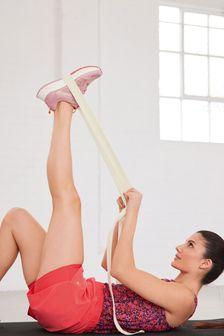 Coral Running Shorts