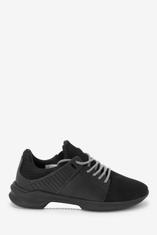 Black NX Active Trainers