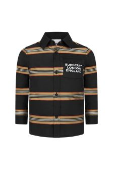Burberry Kids Boys Cotton Shirt