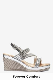 Silver Sandals For Women | Next USA