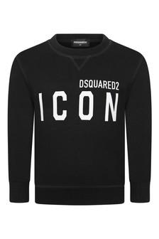 Dsquared2 Kids Cotton Icon Sweater