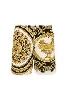 Versace Gold Swim Shorts