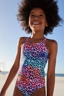 age 13//14 only BRAND NEW WITH TAGS Next girls mono striped bikini set