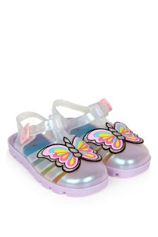 Sophia Webster Girls Multicoloured Unicorn Jelly Sandals