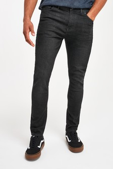 Black Jeans With Stretch