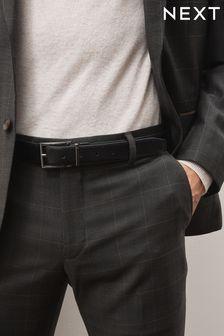 Black/Brown Reversible Belt