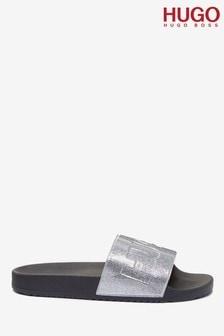 Women's footwear Sandals Black Sliders