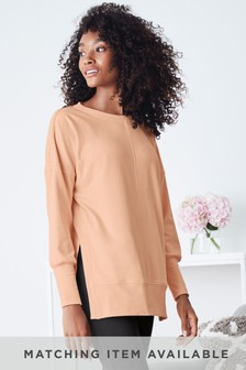 Pink Supersoft Fleece Tunic