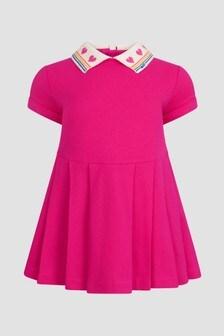GUCCI Kids Baby Girls Pink Dress