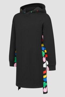 Stella McCartney Kids Girls Black Dress