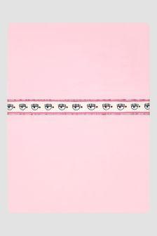 Chiara Ferragni Pink Blanket