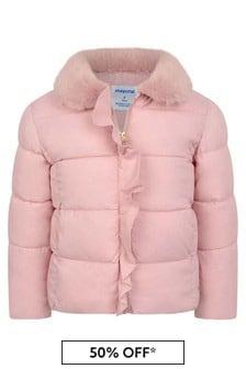 Mayoral Girls Padded Coat