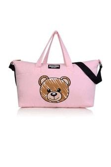 Moschino Kids Teddy Baby Changing Bag