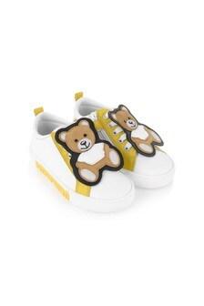 Moschino Kids Teddy Trainers