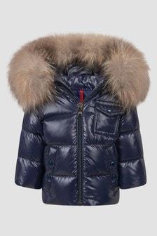 Moncler Enfant Baby Navy K2 Jacket