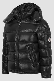 Moncler Enfant Boys Black New Maya Jacket