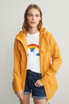 Yellow All-Weather Waterproof Jacket
